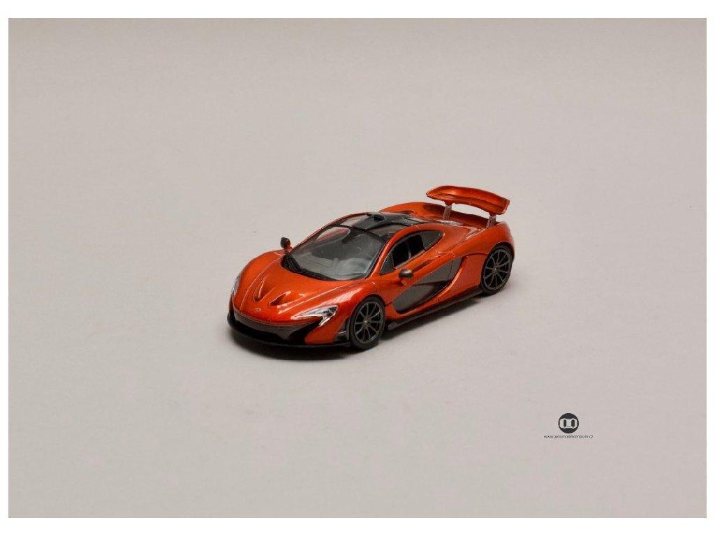 McLaren P1 2013 metalíza měděná 1 43 Champion 01