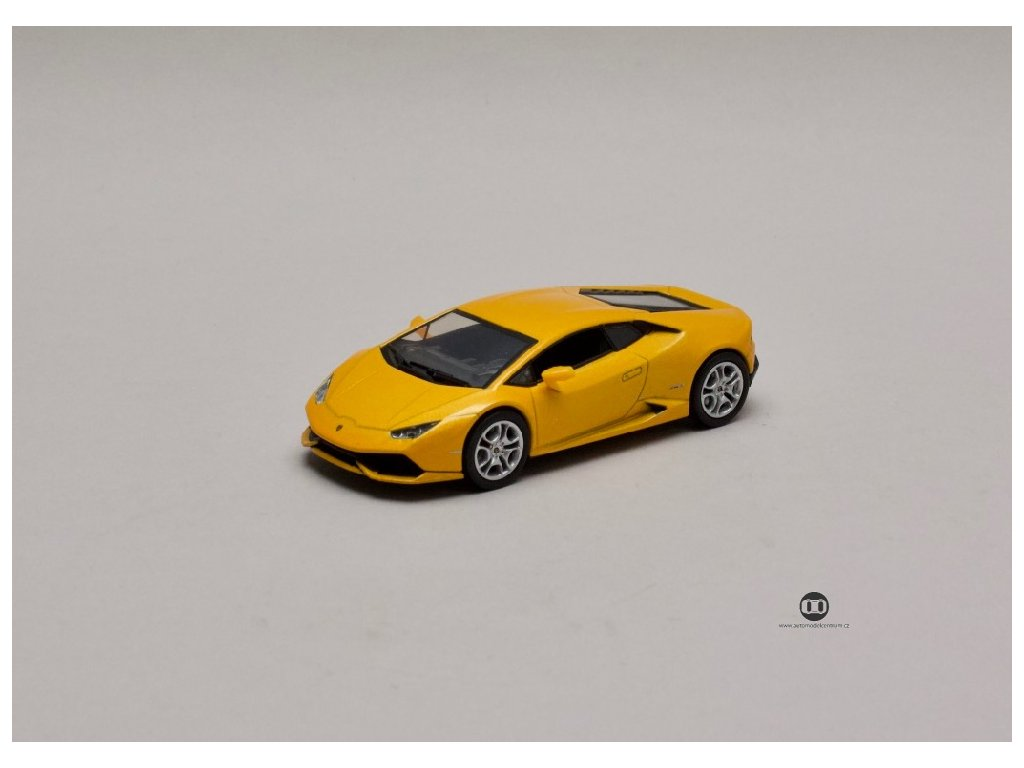 Lamborghini Huracán LP610 4 2014 metalíza žlutá 1 43 Champion 01