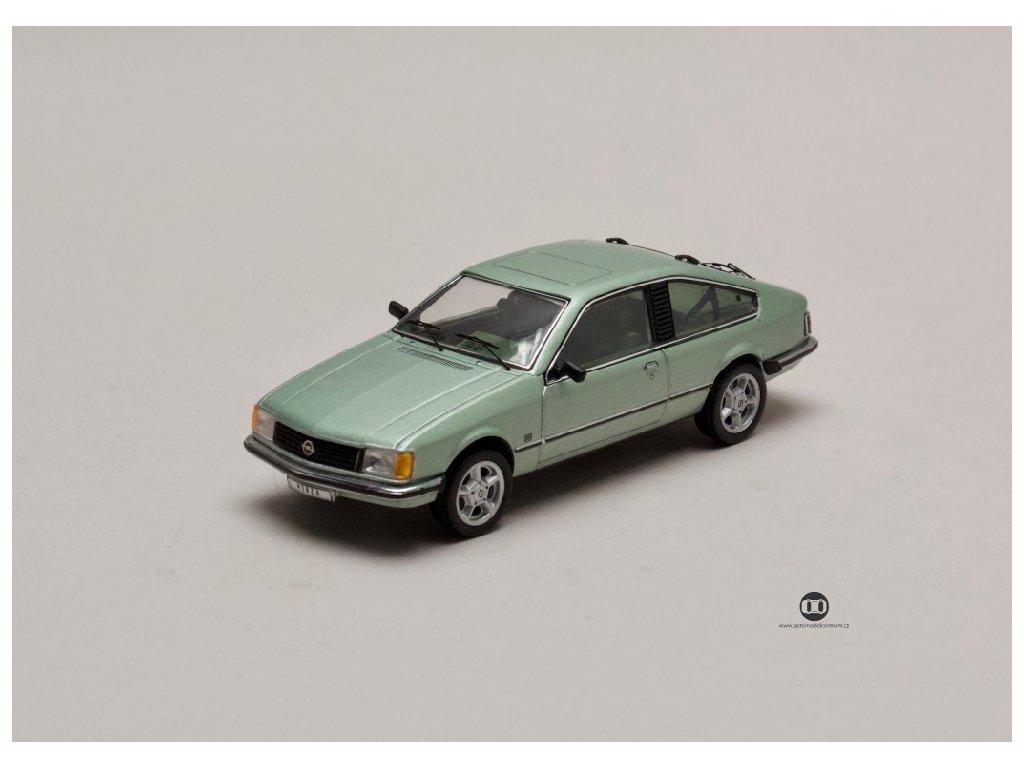 Opel Monza A 1978 1982 zelená metalíza 1 43 Schuco 9163237 01