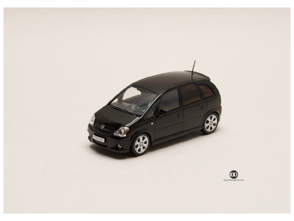 Opel Meriva Opc 2006 Black Minichamps 1 43 90399891 Model Diecast Vehicles Cars Trucks Vans