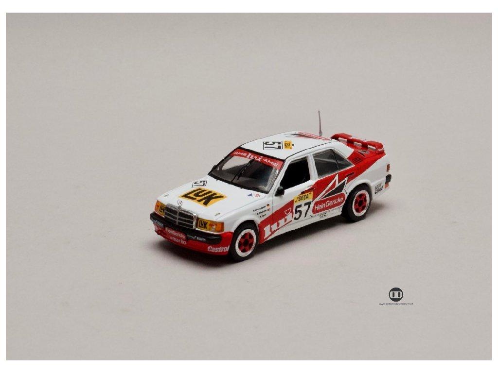 Mercedes Benz 190E 2.3 16V #57 WTCC 1987 1 43 IXO GTM123 01