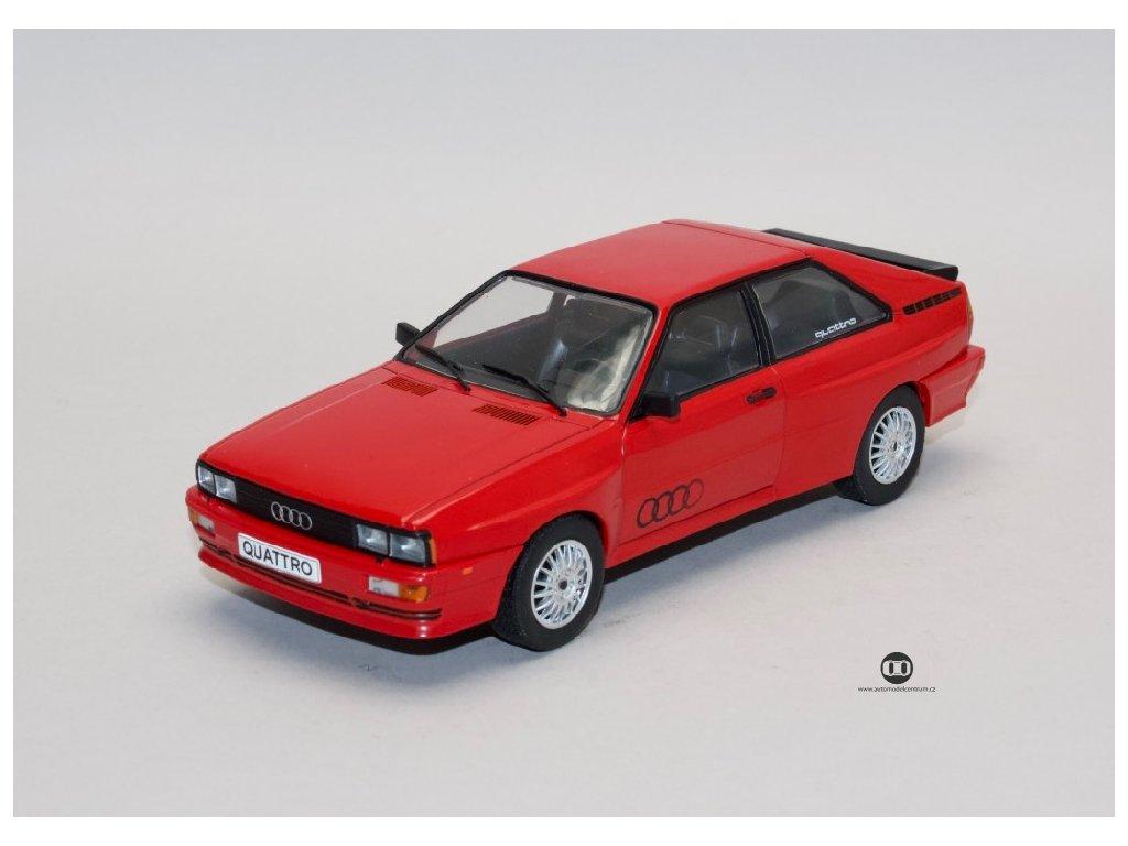 Audi Quattro 1988 červená 1 24 WhiteBox 124064 01