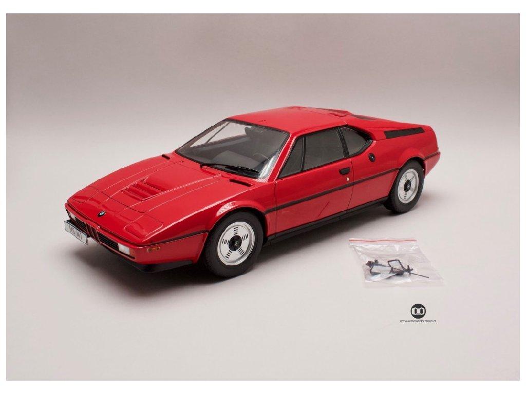 BMW M1 1978 (E26) červená 1 12 KK scale 120011 01