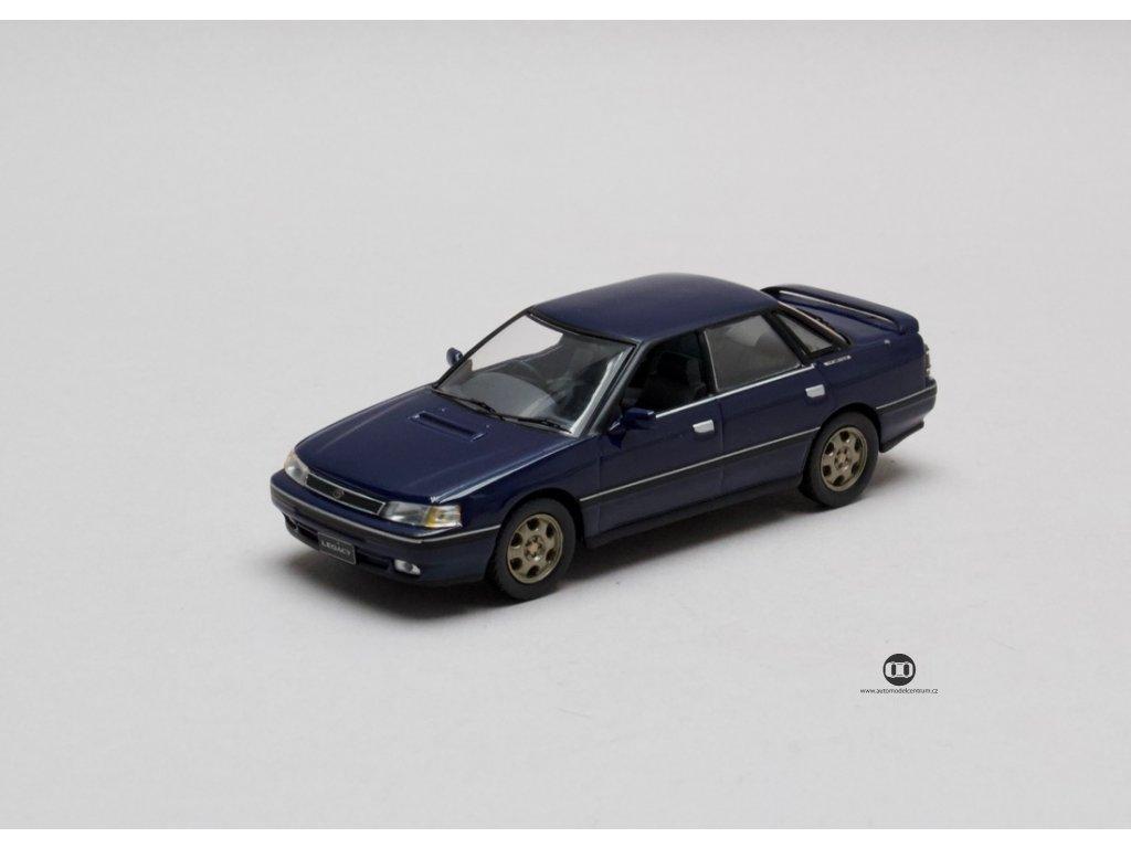 Subaru Legacy 2.0 Turbo RS modrá 1:43 IXO