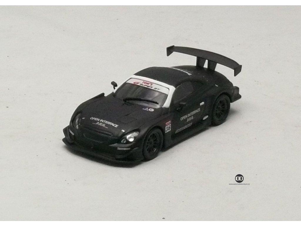 Lexus SC 430 2006 # 36 Team Tom´s Test Car 1:64 Kyosho