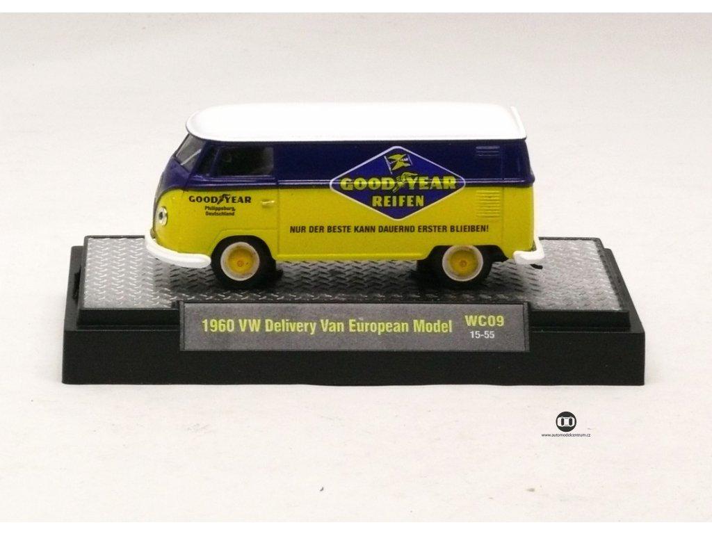 VW Delivery Van 1960 European Model 1:64 M2 Machines