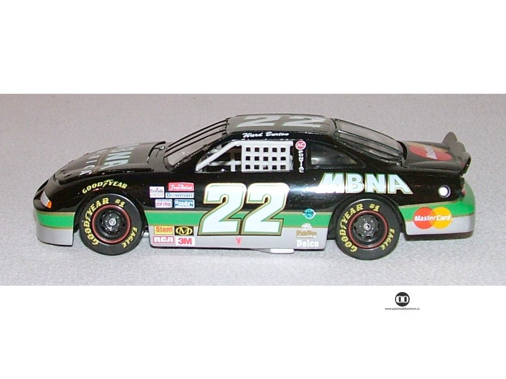 Pontiac Grand Prix NASCAR # 22 1:24 Action