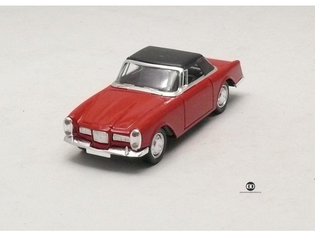Facel Vega 1962 2-dvéře červená 1:43 Car Selection