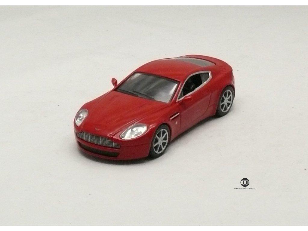 Aston Martin V8 Vantage červená 1:43 Car Selection