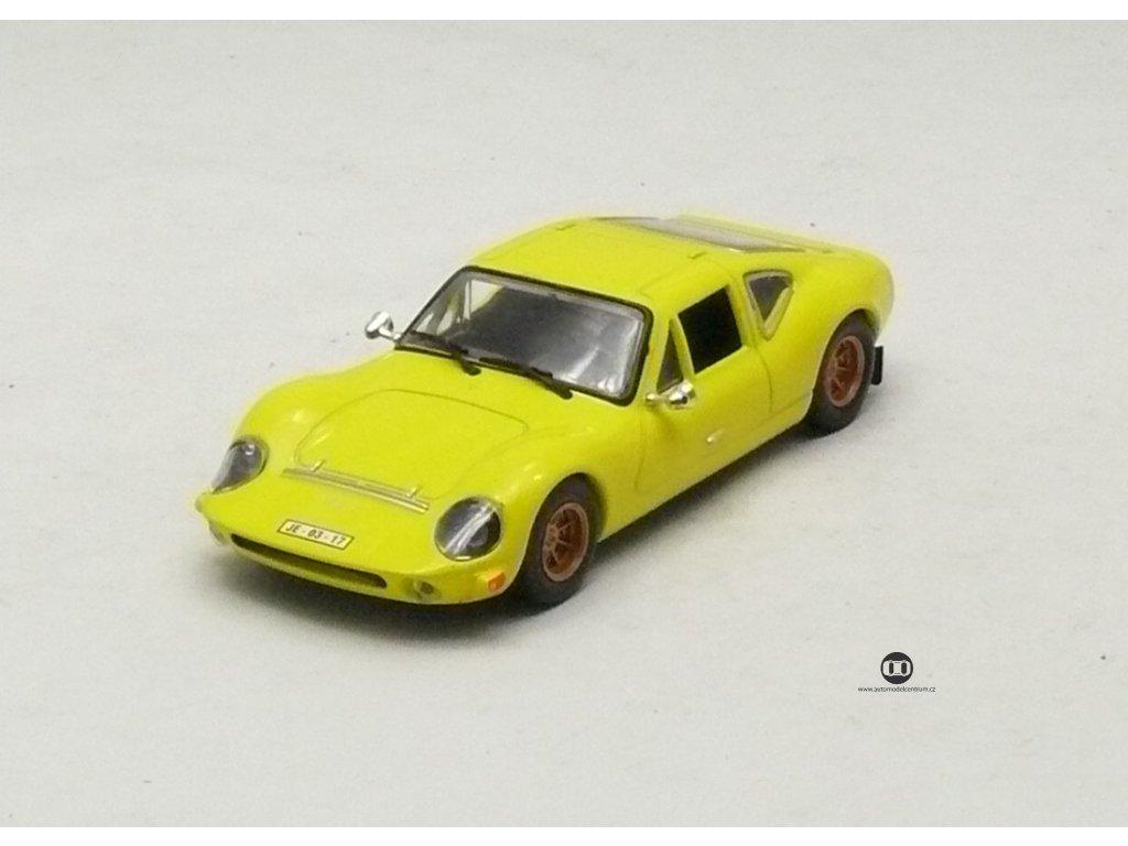 Melkus RS 1000 1969 žlutá 1:43 Car Selection