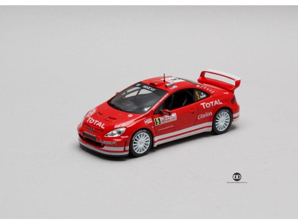 Peugeot 307 WRC # 5 Monte Carlo 2004 1:43 Champion