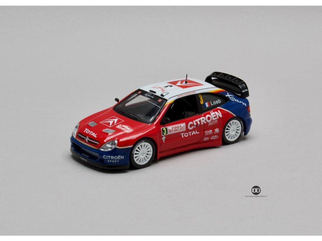 Citroen Xsara WRC # 3 Monte Carlo 2004 1:43 Champion