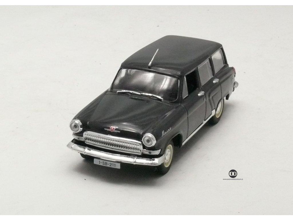 GAZ Volha (Volga) M22 1967 černá 1:43 Car Selection