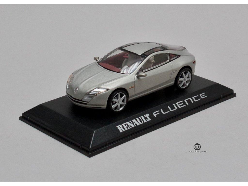 Renault Fluence Concept Car 1:43 Norev - Champion