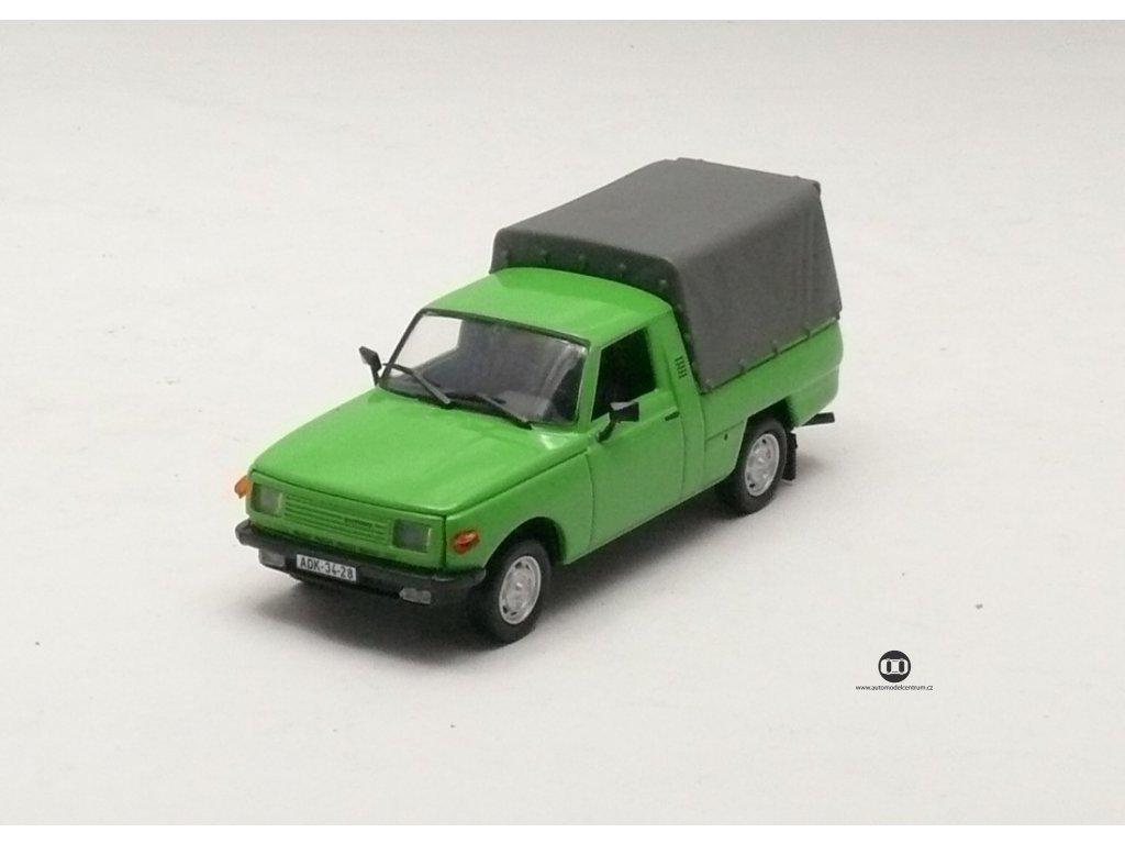 Wartburg 353 Trans zelená 1:43 Car Selection