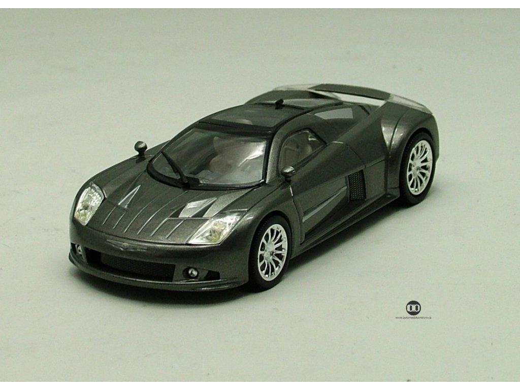 Chrysler Me Four Tvelve Concept Car šedá 1:43 Norev