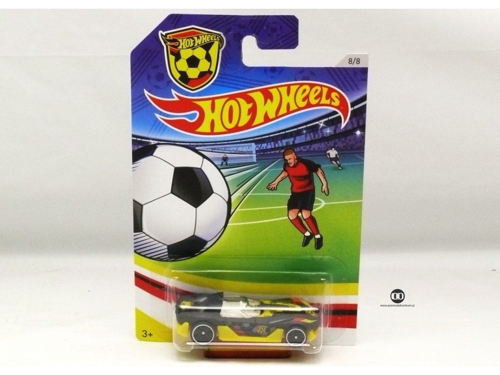 UEFA 2016 Yur So Fast serie 8/8 Hot Wheels