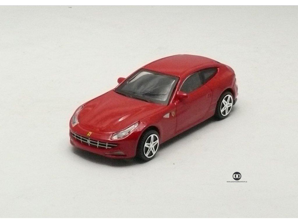 Ferrari FF červená Race & Play 1:43 Bburago