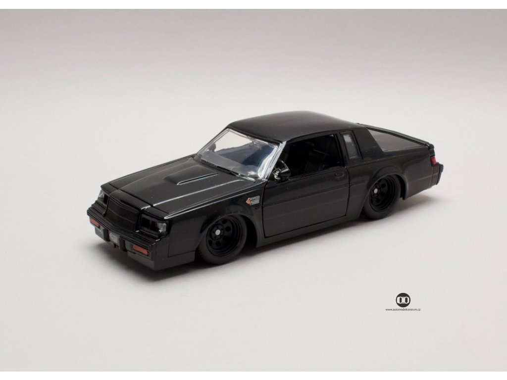 Buick Grand National 1987 Dom`s Rychle a zb 1:4 Jada Toys