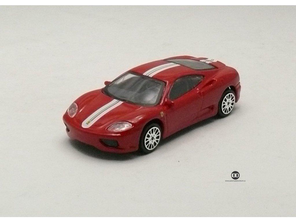 Ferrari Challenge Stradal červená Race & Play 1:43 Bburago