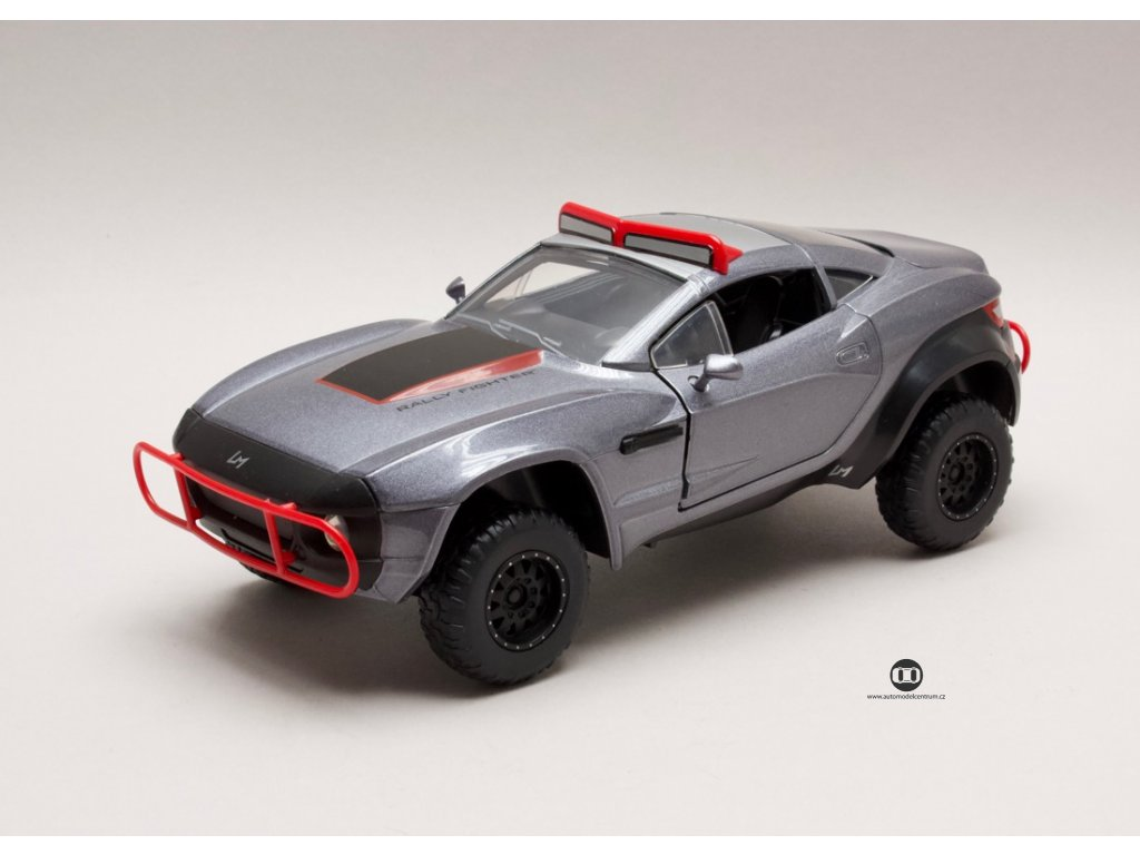 Letty`s Rally Fighter Rychle a zb 8 1:24 Jada Toys