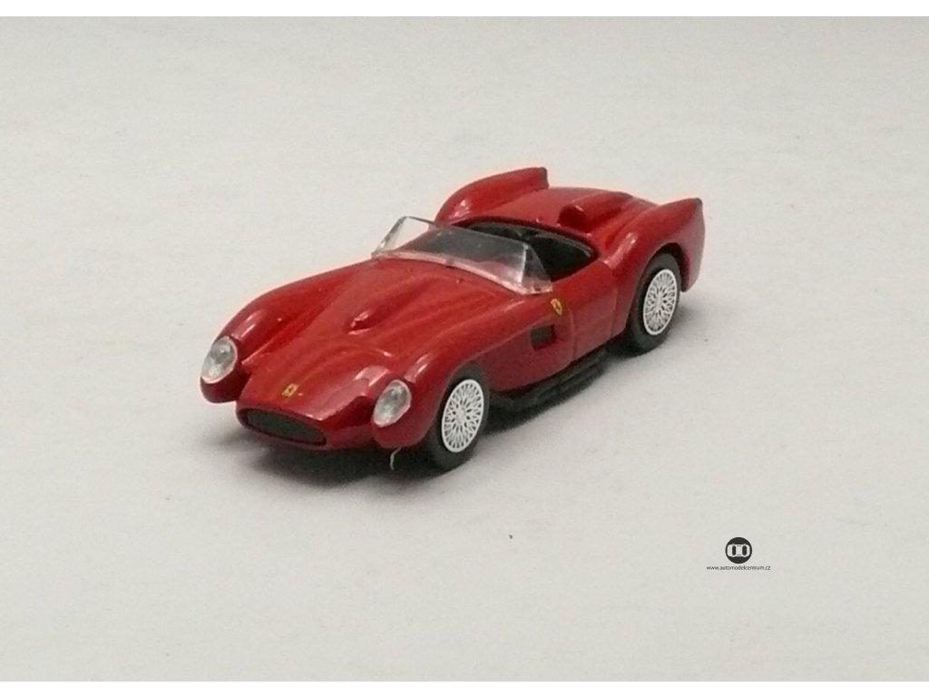 Ferrari 250 Testa Rossa červená Race & Play 1:43 Bburago