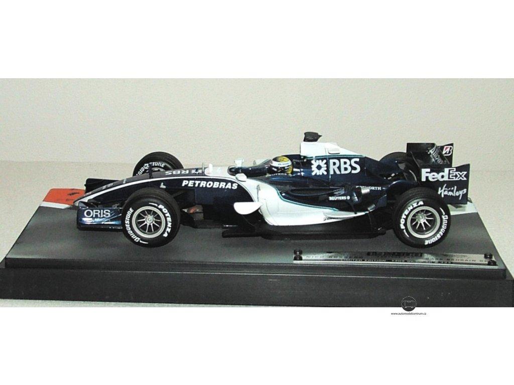 Williams F1 2006 Fastest Lap Bahrain 1:18 Hot Wheels