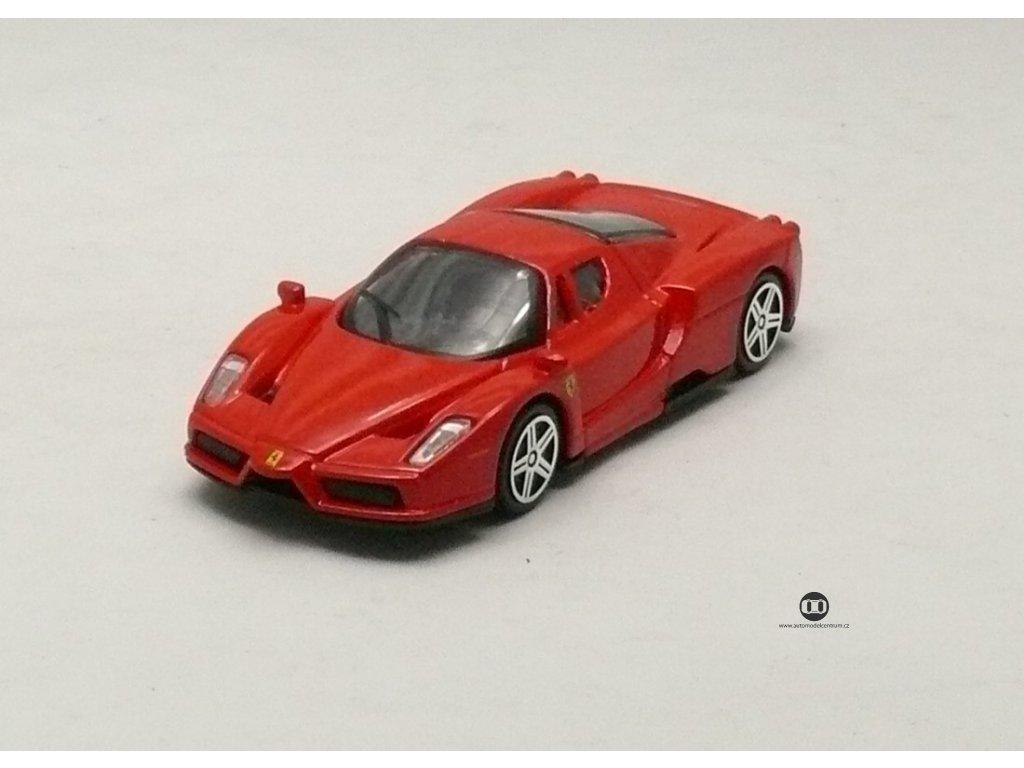 Ferrari Enzo červená Race & Play 1:43 Bburago