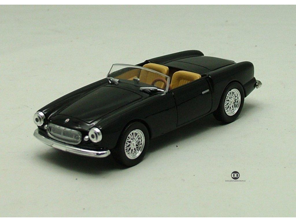 Maserati 2000 Gran Turismo Spyder 1955 černá 1:43 Car Selection