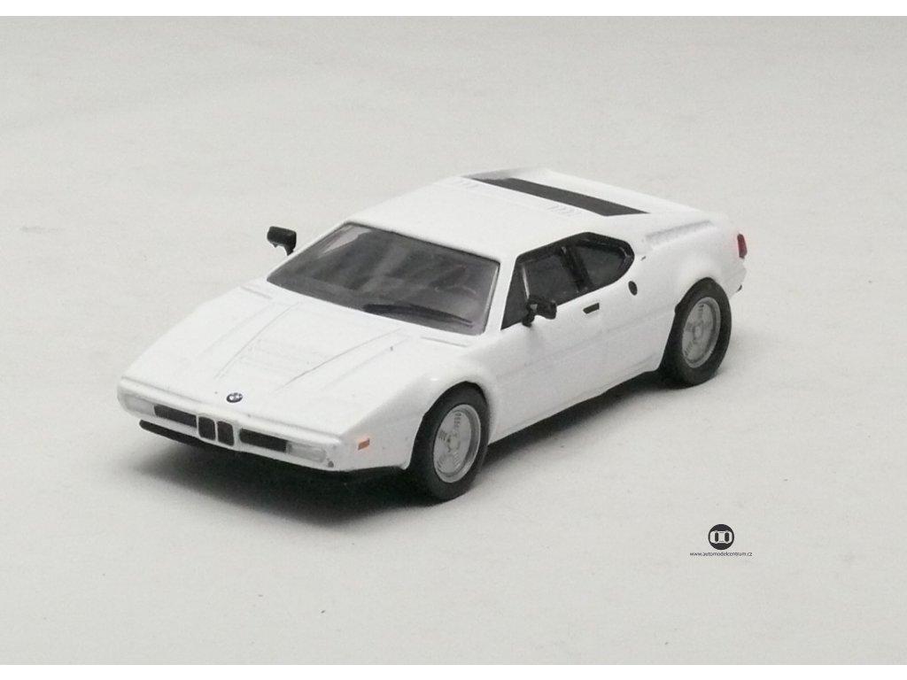 BMW M1 bílá 1:43 Car Selection