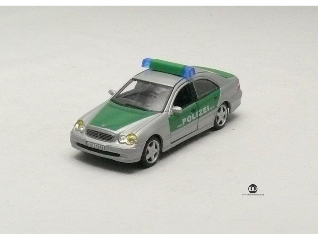 Mercedes-benz C -Class Polizei-RLP DE 2002 1:43 Car Selection