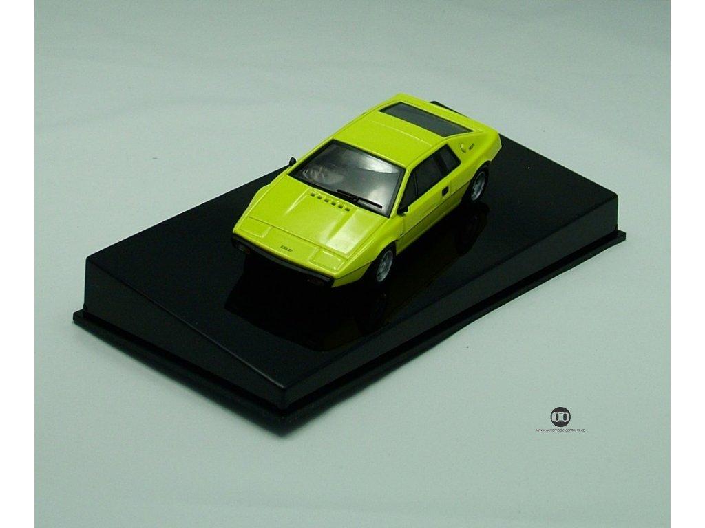 Lotus Esprit Type 79 žlutá 1:43 Auto Art