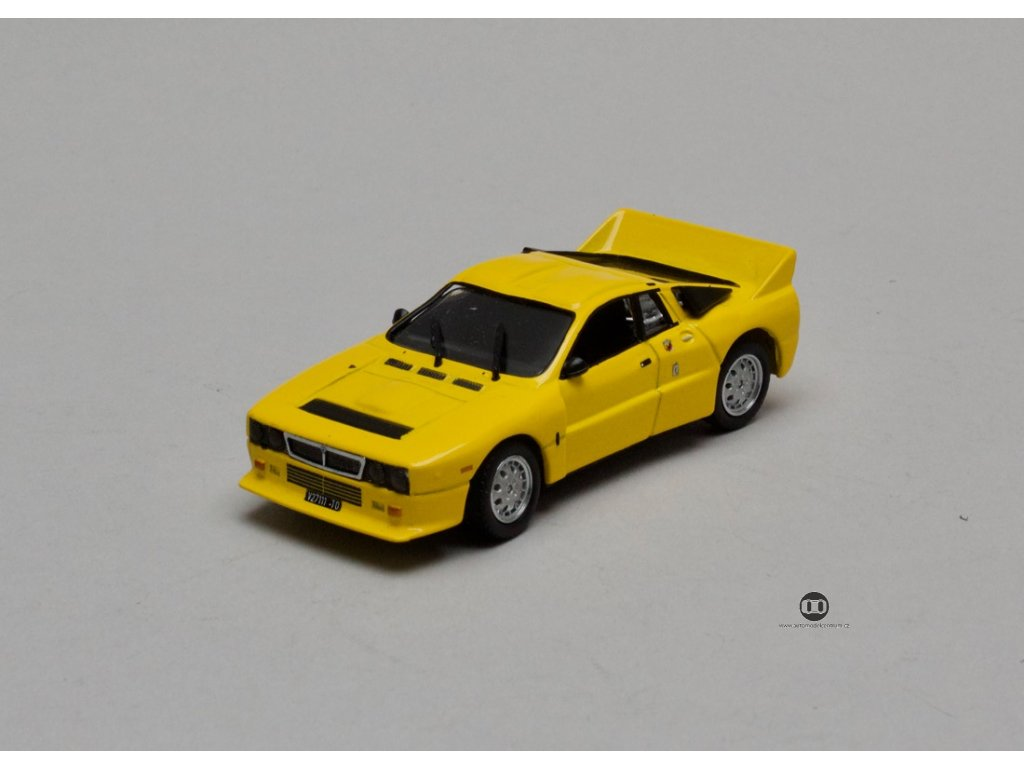 Lancia 037 Stradale 1983 zluta 1 43 Vitesse 27111 01