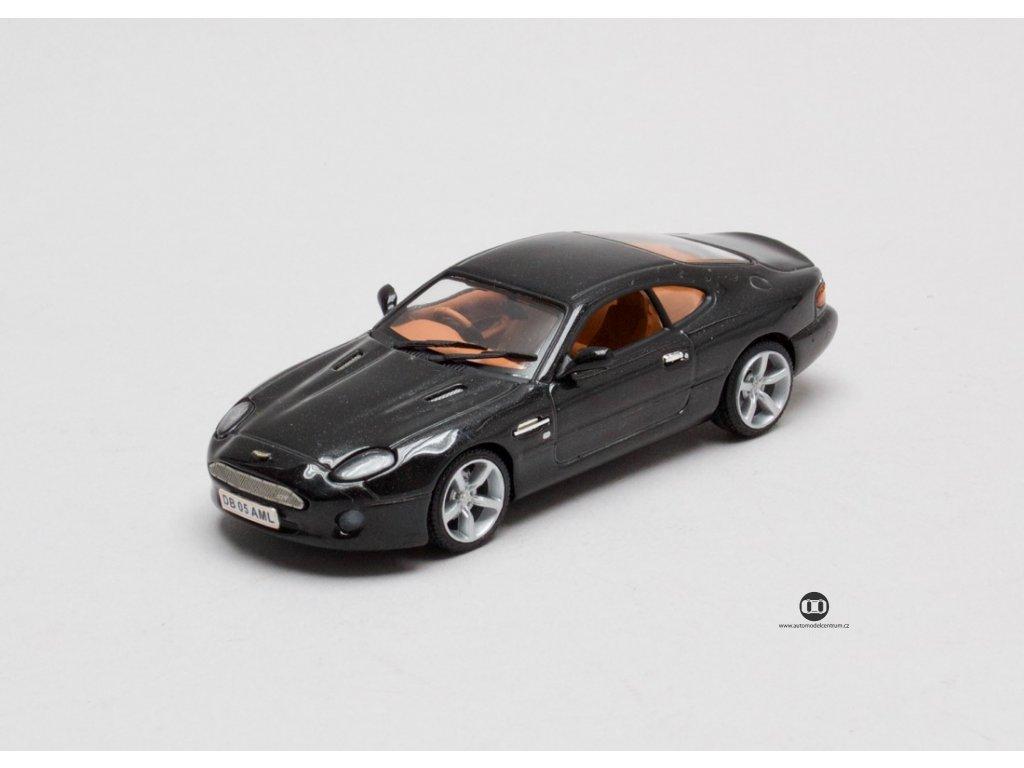 Aston Martin DB7 GT 1992 černá 1:43 Vitesse