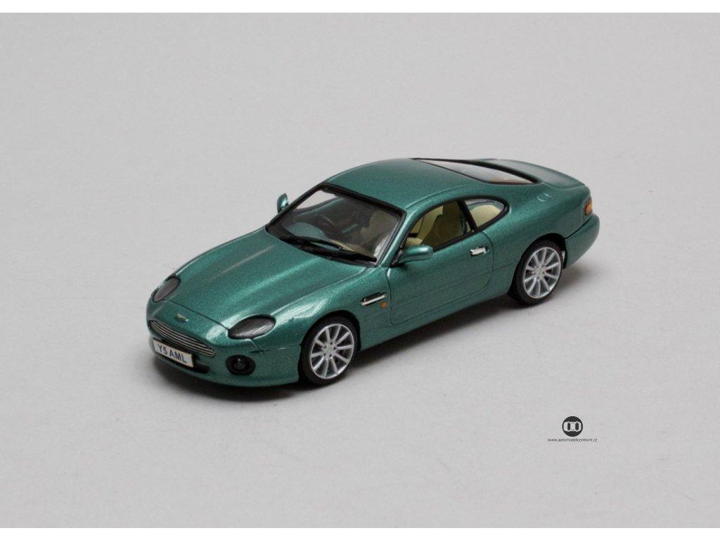 Aston Martin DB7 Vantage 1992 zelená 1:43 Vitesse
