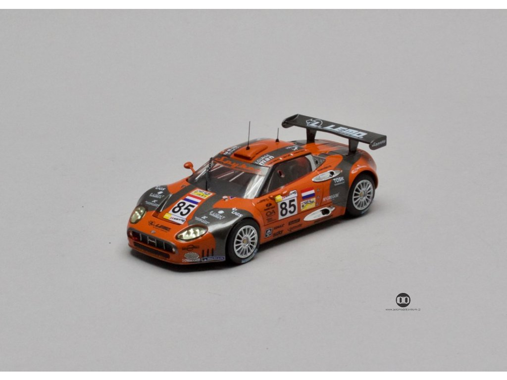Spyker C8 Spyder GT2-R #85 Le Mans 2007 1:43 IXO