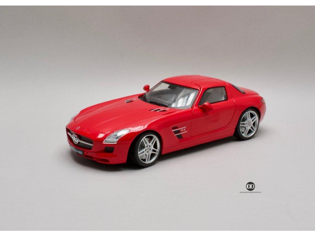Mercedes Benz SLK AMG červená 1:18 Mondo Motors