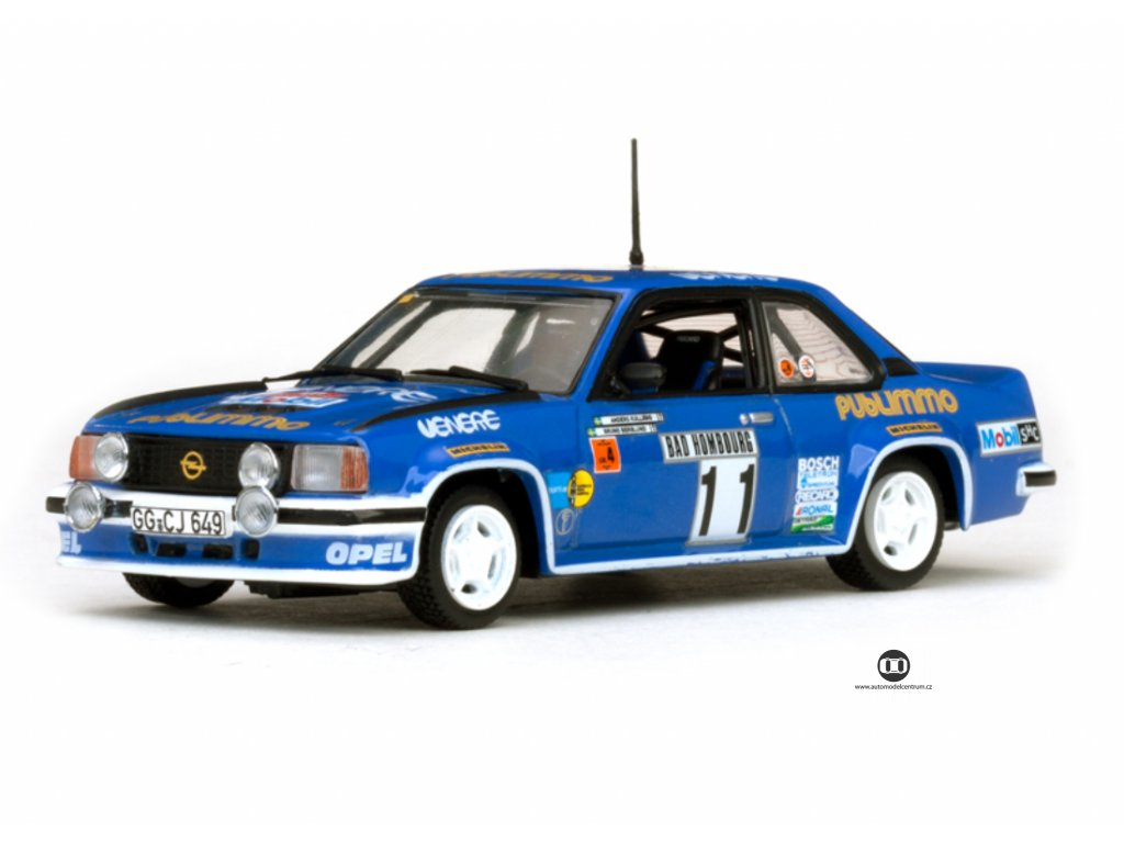 Opel Ascona 400 #11 Monte Carlo 1981 1:43 Vitesse