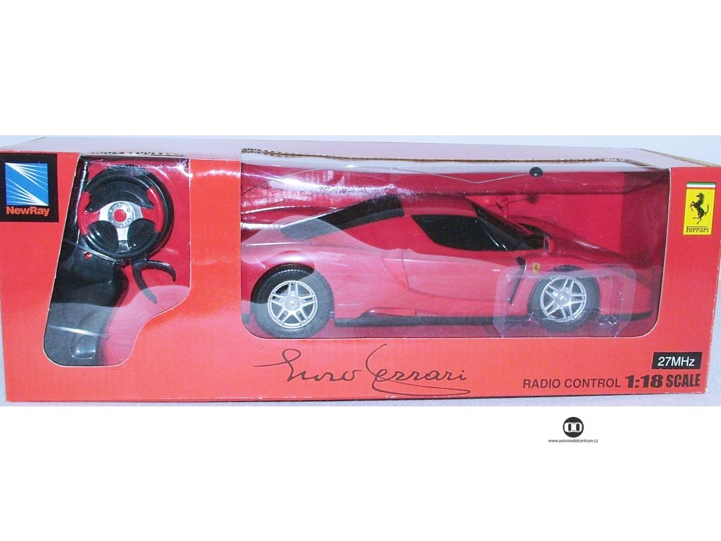 Ferrari Enzo - RC model 1:18 NewRay