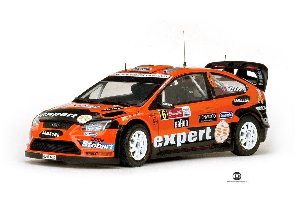 Ford Focus RS WRC 08 # 6 Rally Mexico 2010 1 18 Sun Star 3952 01