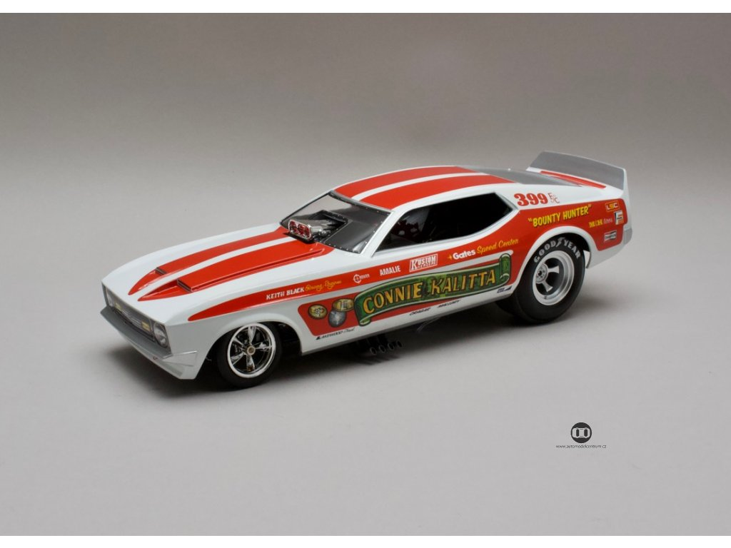 Ford Mustang NHRA 1972 Connie Kalitta Funny Car 1:18 Auto World