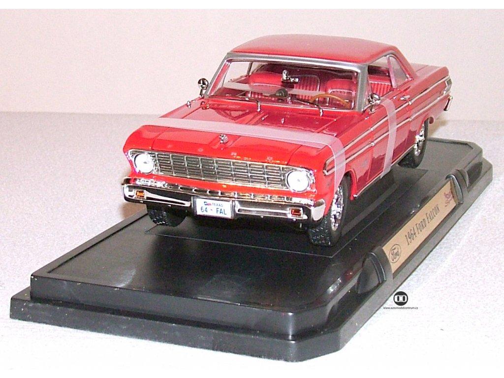Ford Falcon 1964 červená 1:18 Yat Ming