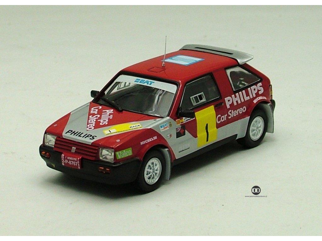 Seat Ibiza 1988 Bimotor Proto # 1 1:43 Champion
