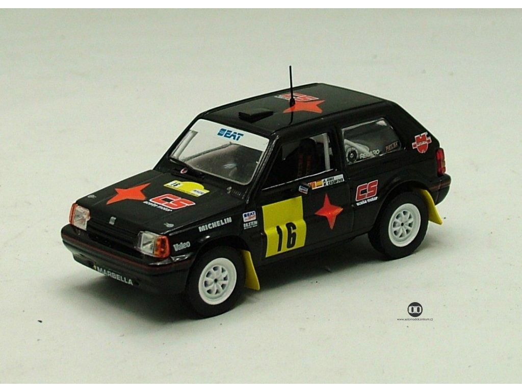 Seat Marbella Proto 1989 # 16 1:43 Champion