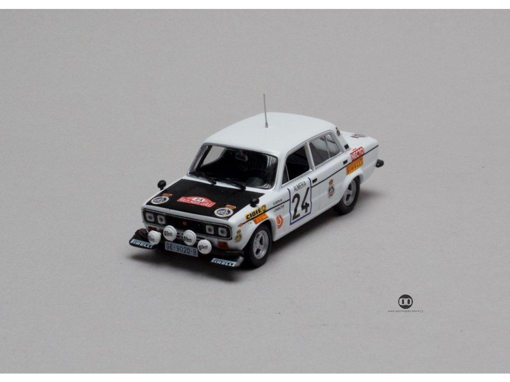 Seat 1430 Especial 1800 # 24 Monte Carlo 1977 1:43 Champion