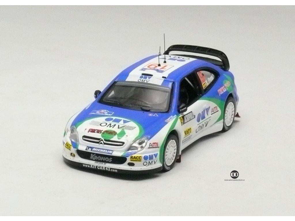 Citroen Xsara WRC # 19 Rally Acropolis 2005 1:43 IXO