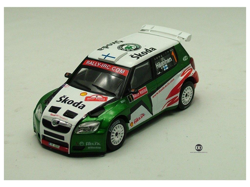 Škoda Fabia S2000 Rally Russia 2009 # 1 1:43 Champion-Magazine