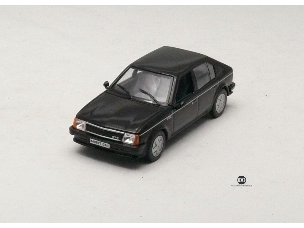 Opel Kadett D GT/E černá 1:43 Champion