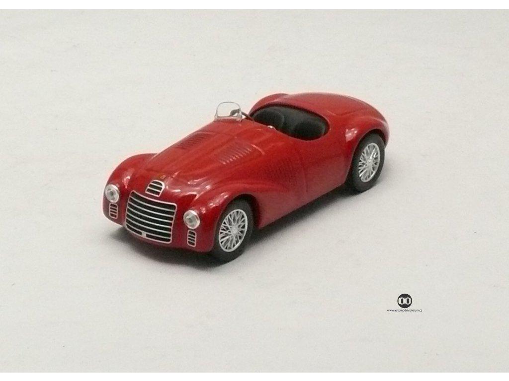 Ferrari 125 S 1947 červená 1:43 Champion