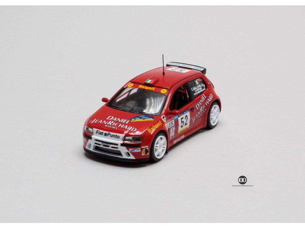 Fiat Punto S1600 # 52 Catalunya 2001 1:43 Champion